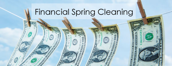 Time to Spring Clean Your Accounts