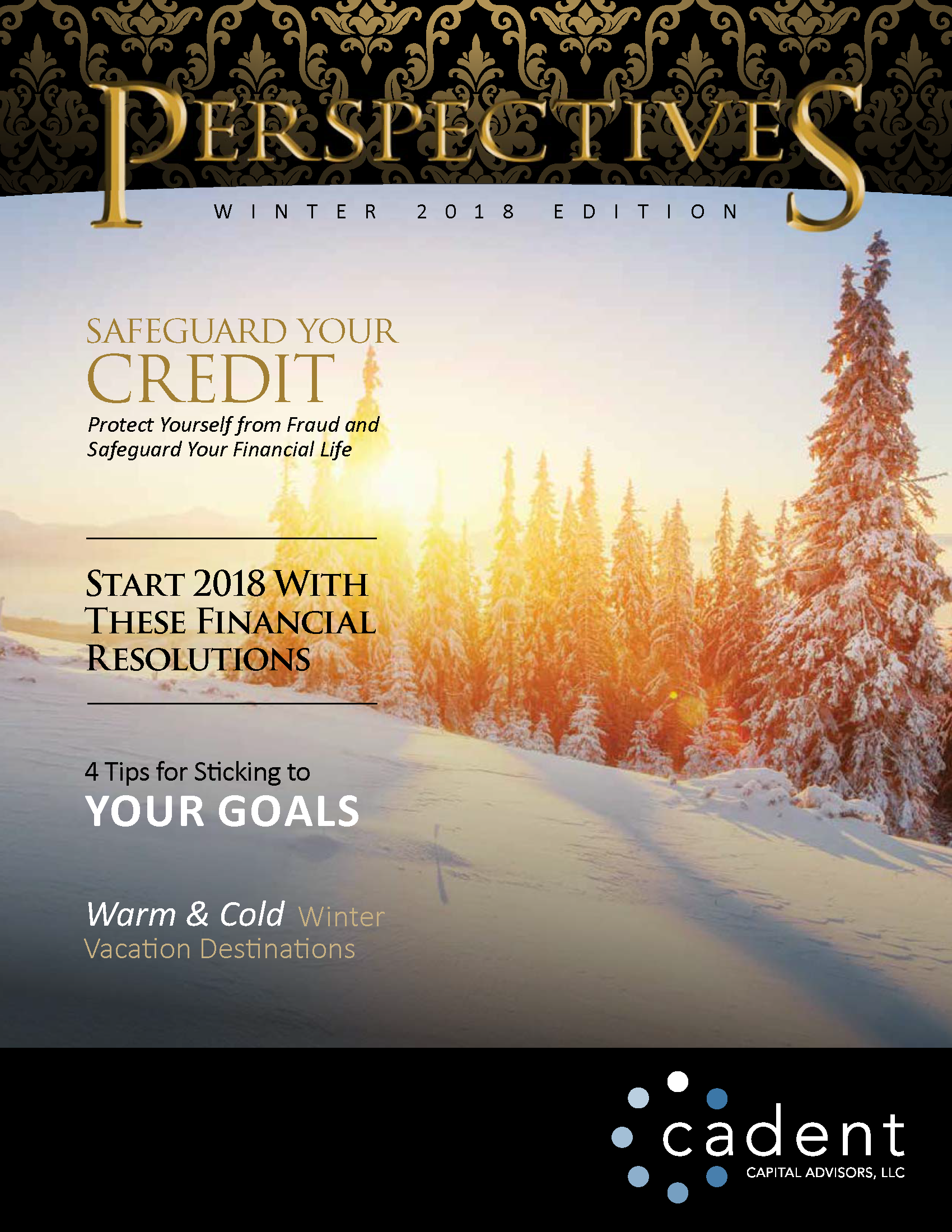 Cadent Winter Newsletter