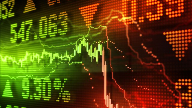 Markets Slide as Bond Yields Rise
